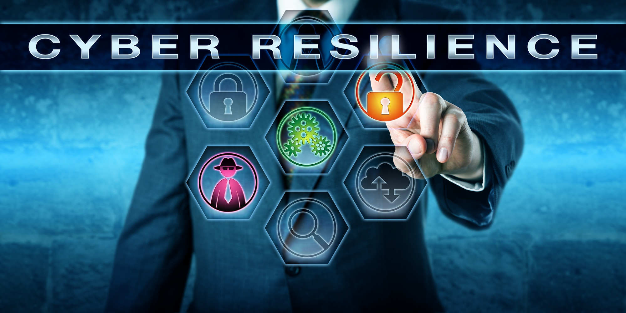 Area cyber resilience & scada security governance